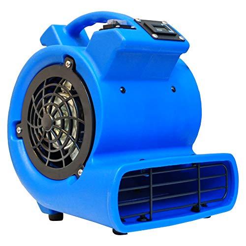 HWS RC20 Turbolüfter Radialgebläse inkl. Stundenzähler (70 Watt)