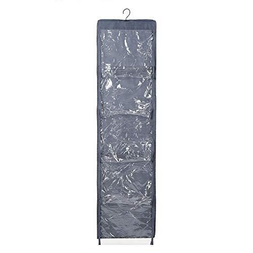 Tas opknoping opslag, 10 zakken opvouwbare kast deur opknoping opslag Organiseren voor Tote Bag handtas portemonnee #1