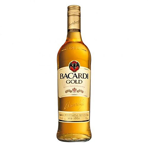 Bacardi Ron Gold - 1000 ml