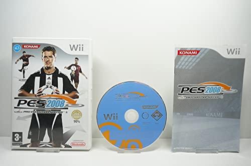 Pro Evolution Soccer 2008 (Wii) [Importación inglesa]