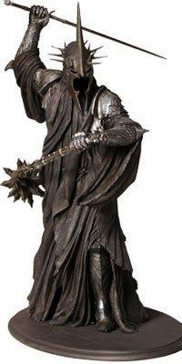 El Senor de los anillos Morgul Senor Estatua del Rey brujo