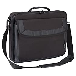 """Protection - Padded notebook compartment for screens up to 15.6"""" Storage - Internal workstation provides organisation for all those essential mobile accessories. Exterior Dimensions : 42 x 10 x 34 cm Large front pocket for storage of miscellaneous it..."""