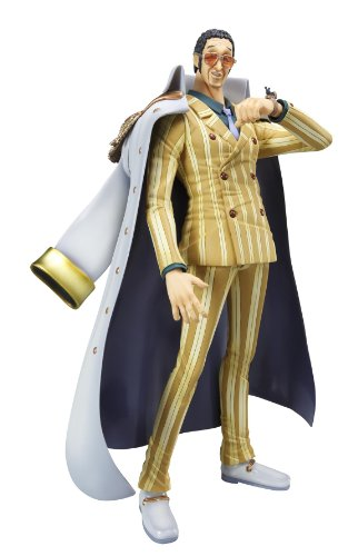 Portrait.Of.Pirates P.O.P One Piece NEO-DX Statue Kizaru Borsalino PVC Figure (japan import)