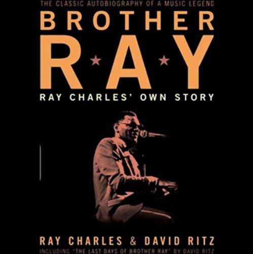 Brother Ray audiobook cover art