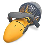 IKENIUP Underwater Scooter for Diving Kids and Adults | Long Time Fast Speed | Water Scooter Sea Scooter | Electric Scuba Motor Underwater Propeller | Motorized Scuba Underwater Jet Ski Pool Scooter