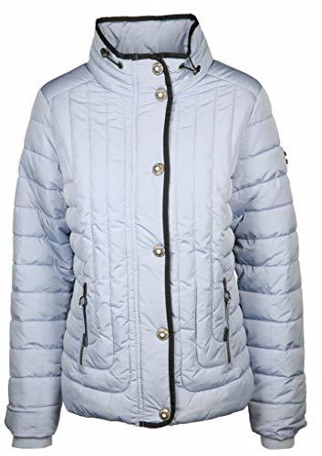 soquesto Damen Jacke Größe 38 EU Blau (blau)