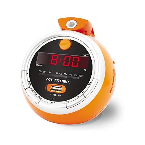 Metronic - Juicy Radio alarm clock 477023