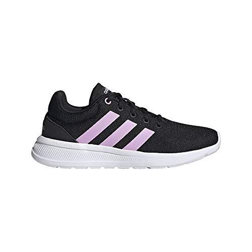 adidas Lite Racer CLN 2.0, Zapatillas de Running Mujer, NEGBÁS/LILCLA/CERMET, 40 EU
