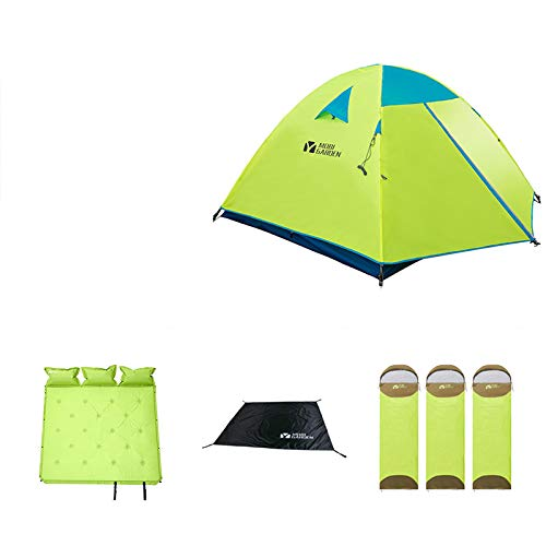 Ziyi Camping Tent,pop-up Tents,Outdoor Portable Tent,windproof And Rainproof,can Camp In Rainy Days,lightweight And Portable,impermeable Water Pressure Glue