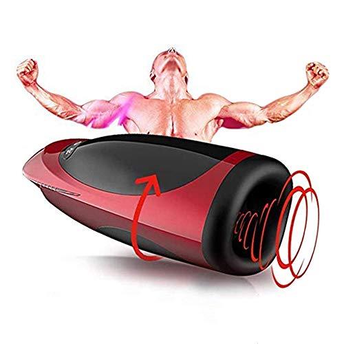 Dispositivo de para hombres que se calientan con funci/ón de hombres el/éctrico 3D con funci/ón de masaje y succi/ón 7 modos de masaje diferentes