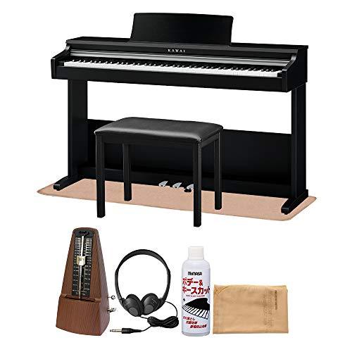 KAWAI 電子ピアノ KDP70 (カーペット・メトロノーム・お手入れセット)