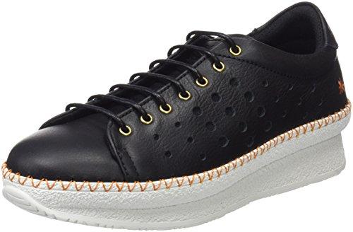 art Damen PEDRERA Sneakers, Schwarz (Black), 39 EU