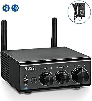 1Mii Bluetooth 5.0 Digital Amplifier Receiver