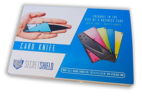 SecretShield - Kreditkartenmesse...