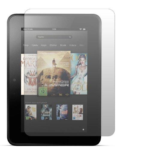 Slabo 2 x Bildschirmschutzfolie Amazon Kindle Fire HD (7 Zoll) Bildschirmschutz Folie No Reflexion|Keine Reflektion MATT - Entspiegelnd Made IN Germany