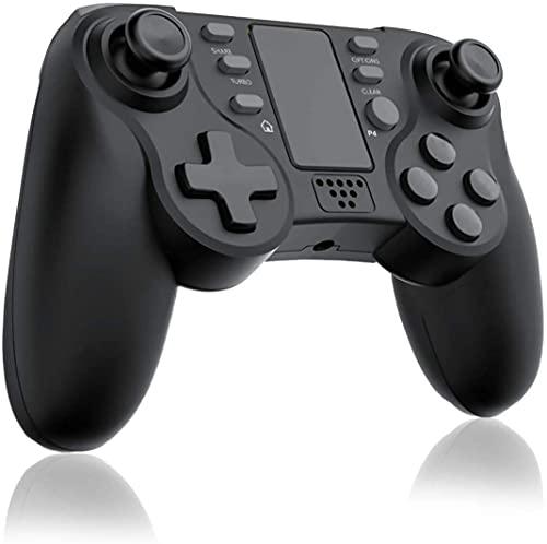 ELYCO Wireless Controller per PS4, Classici Bluetooth Controller Gamepad Joystick di Gioco Senza Fili con Joypad del Dualshock per PS4/ PS4 Slim/PS4 PRO/PS3