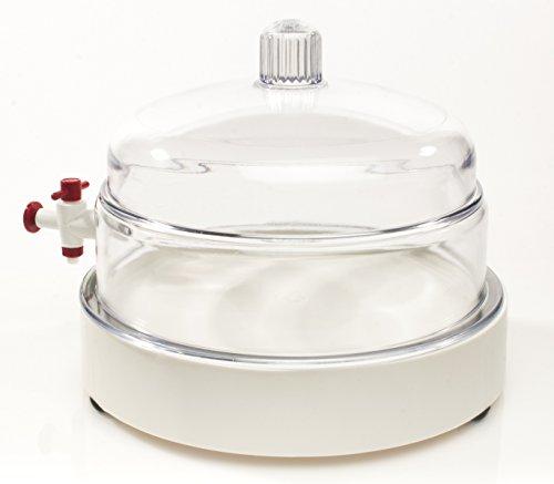 bel-art productos 42043–0000policarbonato vacío Cámara y placa, 0,2pies cúbicos.