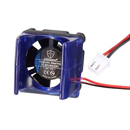 DyniLao V6 DC 12V Cooling Fan for Hotend 3D Printer Extruder