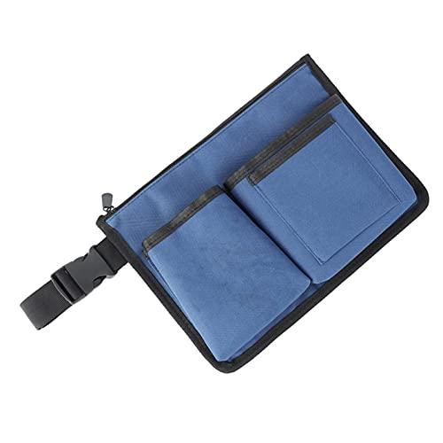 Massage-AED Bolsa de enfermería Nylon Organizador de enfermería Bolsa de Cintura Bolsa para Tijeras Kit de Cuidado Accesorios Estuche de Herramientas
