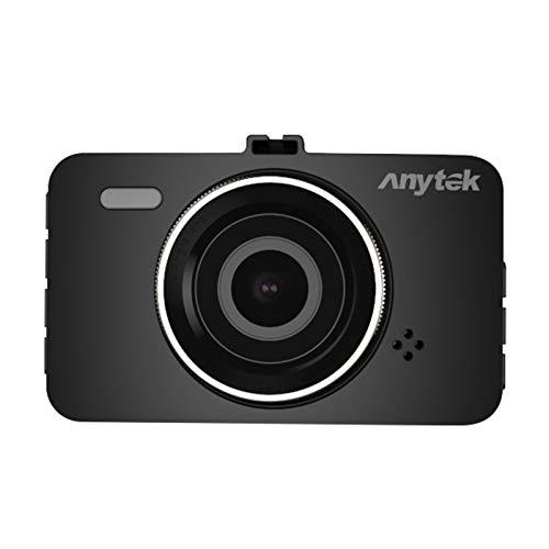 Rantoloys Car DVR Dash CAM Camera A78 3.0 Pulgadas Grabadora de conducción 1080P HD G-Sensor Night Vision Dash Camera Recorder