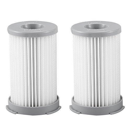SODIAL 2 pz Aspirapolvere Accessori Cleaner Filtro HEPA per Electrolux ZS203 ZT17635 / Z1300-213 Filtro ad Alta efficienza Polvere