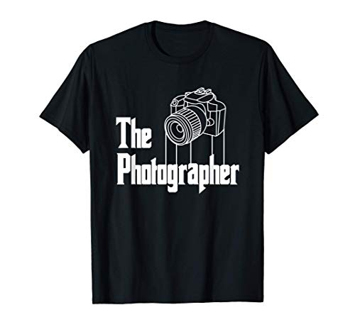 Fotógrafos de cámara fotográfica Camiseta