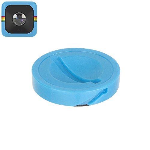 Polaroid Replacement Cap (IO Door) for the Polaroid POLC3 Cube HD Digital Video Action Camera Camcorder - Blue