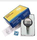 Quadrante indicatore manometro manometro elettronico indicatore manometro analogico, 0–12.7mm/0.5DTi 0.01mm/0.0005calibro indicatore analogico digitale, quadrante indicatore