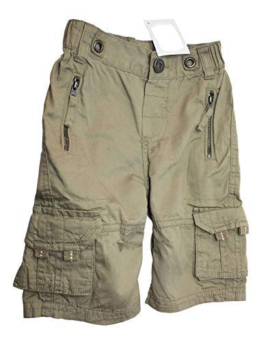 Dirkje Baby Wear – Garçon Bermuda Short cargo en beige - Beige -
