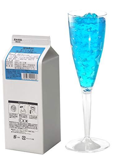 ハーダース モナジュエル ラグーンブルー L-AC 720ml×12本入 ゼリー飲料 ゼリー飲料まとめ買い 業務用 ゼリー宝石 キラキラ インスタ映え 洋酒 ゼリー パイン 果汁 ブルーハワイ ラグーンブルー 青 パイナップル