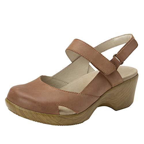 Alegria Tarah Womens Shoe Cognac 7 M US