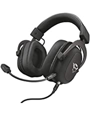 Trust Gaming GXT 414 Zamak Gaming Headset voor PC PS4 Xbox Switch, Zwart