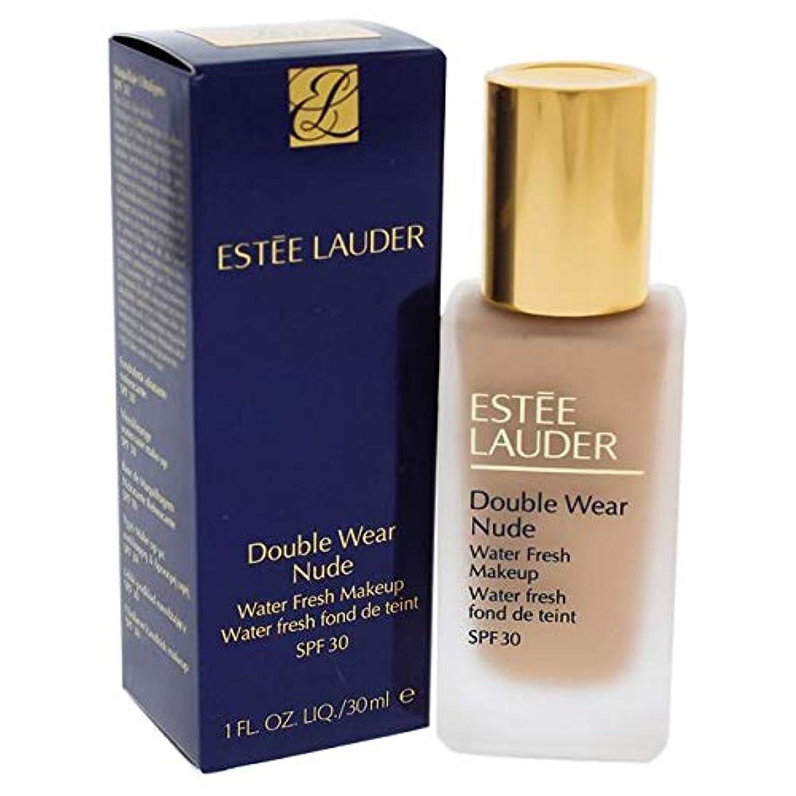 全員欠員パキスタン人エスティローダー Double Wear Nude Water Fresh Makeup SPF 30 - # 2C1 Pure Beige 30ml/1oz並行輸入品