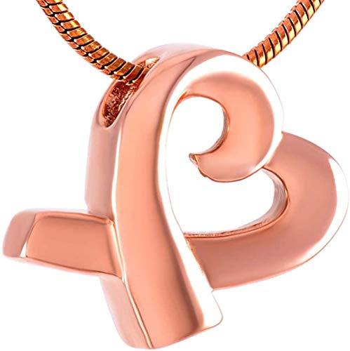 Asketting Bow Tie Cremation Urn Ketting Hanger voor Memorial Ashes met RVS Keepsake Ash Sieraden+Trechter Inbegrepen-4_Hanger