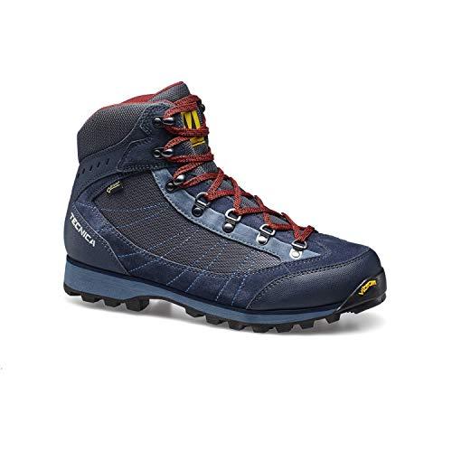 Tecnica, Botas de montañismo Hombre, Azul, 39.5 EU