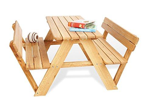 Pinolino 204019 - Lilli Kindersitzgruppe für 4 mit Rücklehne