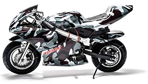 Rosso Motors Kids Pocket Bike Ride On...