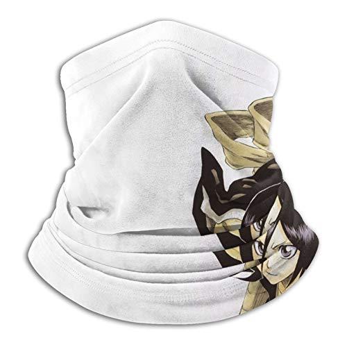 Bleach Anime Unisex Custom Rave Bandana Cuello Polaina Tubo Headwear Bandana Cara Bandana para Mujeres Hombres Bufanda Cara