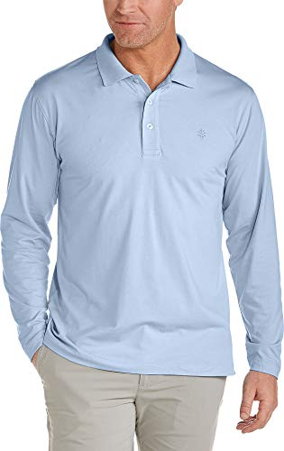 Vintage Long Sleeve Polo Shirts