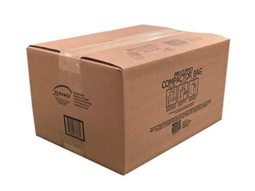 Compactor Bags Pre Cuffed (50 Pack)