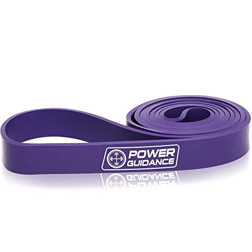 POWER GUIDANCE Widerstandsbänder, Fitnessbänder, Pull Up Resistance Band - Perfekt für Body Stretching, Powerlifting