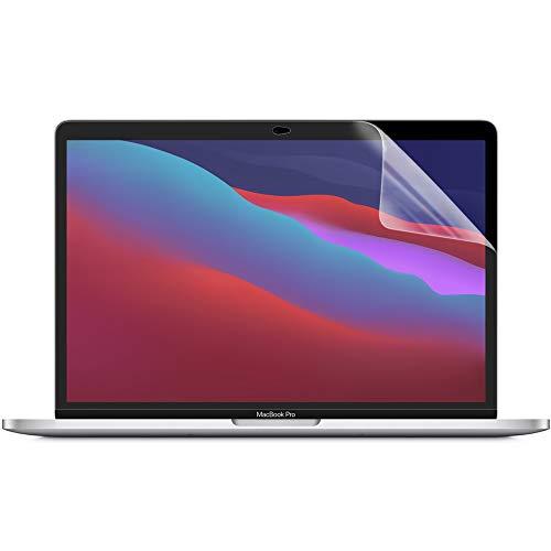ProElife Matt blendfreier Blaulichtfilter Displayschutzfolie für MacBook Pro 2020–2016 13 Zoll & 2020–2018 MacBook Air 13 Zoll mit Apple M1 Chip und Intel Prozessor, Augenschutz (transparent)