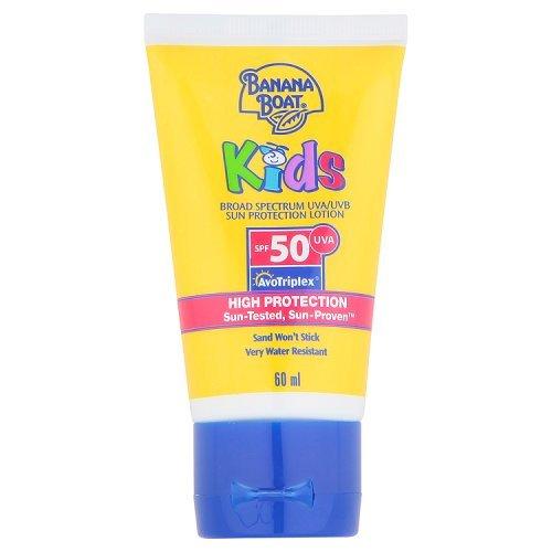 Banana Boat Mini Kids Sun Protection Lotion SPF 50, 60ml