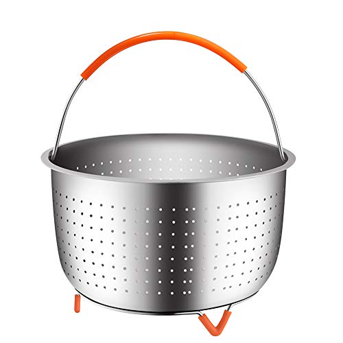 Steamer Basket for 6 or 8 Quart Pressure Cooker
