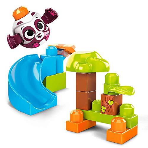 Mega Bloks Bloques de construcción Panda