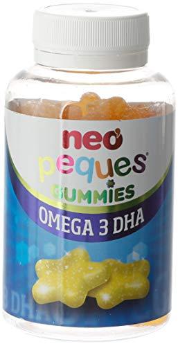 Neo Peques Gummies Omega-3 Dha - 30 Unidades