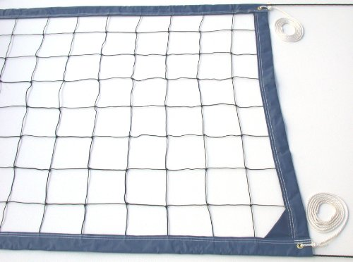 Home Court Volleyball Recreational Net Rope Top/Bottom - VRR...