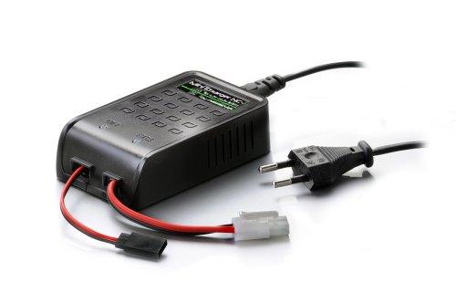 Absima NC-1 - Chargeurs de Batterie (Hybrides Nickel-métal (NiMH), Noir, Chargement, Chargeur de Batterie Domestique, 100-240 V, Hybrides Nickel-métal (NiMH))