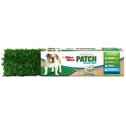 Four Paws Wee-Wee Premium Patch Grass Mat for Dogs, 22