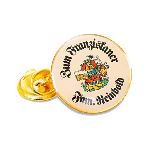 Franziskaner Pin Edition   Anstecker   Souvenir   Geschenkidee   München